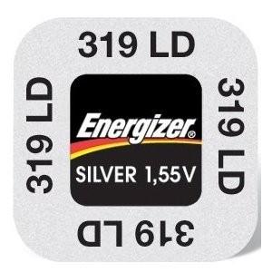 319 Energizer Uhrenbatterie