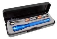 Mini Mag AAA blau