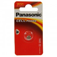 SR721 EL (362) Panasonic Uhrenbatterie