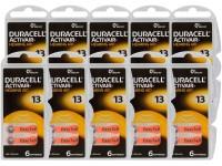 Typ 13 Hörgerätebatterien DURACELL ACTIVAIR PR48 60er Pack