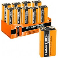 Duracell Block 9V 1604 Industrial 10er Pack