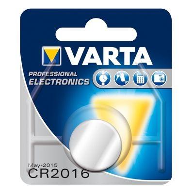 CR2016 VARTA Knopfzelle Lithium 1er Pack